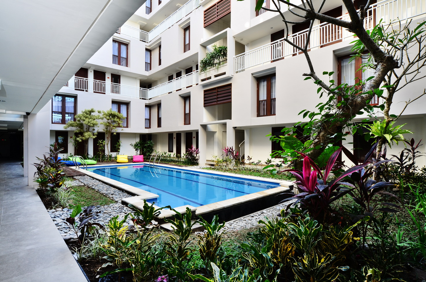 Studio Apartment Building studio apartment building for sale in legian with easy access to